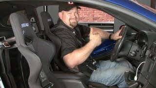 Download Mustang Corbeau FX1 Seat and Harness Installation Video