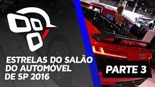 Download Estrelas do Salão do Automóvel de SP - PARTE 3 - TecMundo Auto Video