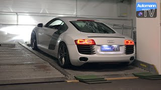 Download Audi R8 V8 Coupé (430hp) - pure SOUND (60FPS) Video