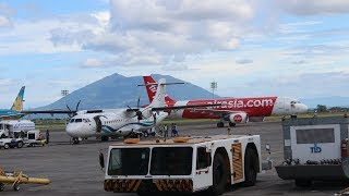 Download FLIGHT REPORT: AIRASIA AIRBUS A320-200 (Clark to Kalibo) Philippines Video