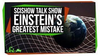 Download Einstein's Greatest Mistake: SciShow Talk Show with David Bodanis Video