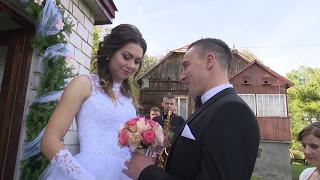 Download Marta i Damian, przejazd Damiana do Marty i przywitanie Pana Młodego, informacje 698 94 00 44 Video