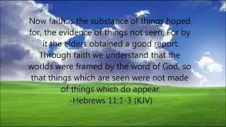 Download 30 Famous Bible Verses Video