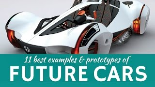 Download Cars of the FUTURE: 11 best transport technologies, startups & prototypes Video