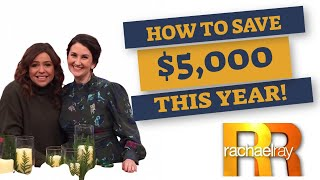Download How to save an $5,000 per year - Lauren Greutman on Rachael Ray Video