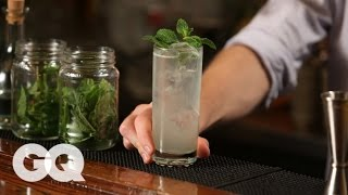 Download How to make the perfect mojito with GQ & the Clover Club's Tom Macy Video