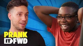 Download Deserving Fan Becomes Sudden Superhero - Prank It FWD Video
