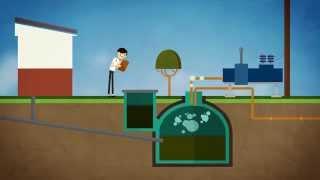 Download Les digesteurs à biogaz [Info Compensation Carbone] Video