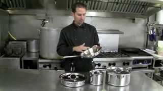 Download All-Clad Cookware Video