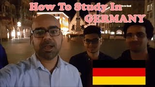 Download How To Study in Germany For Free Video