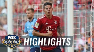 Download Bayern Munich vs. Bayer Leverkusen | 2018-19 Bundesliga Highlights Video