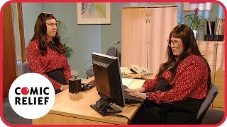 Download Little Britain with Catherine Tate | Comic Relief Video