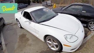 Download Drift Corvette C6 Build EP1 - Teardown Video