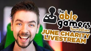 Download Jacksepticeye's June Charity Livestream - Ablegamers Video