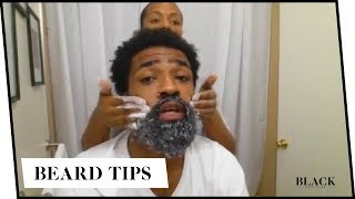 Download Black Men Beard Care: 4 Ways To Get Your Beard Swag Video