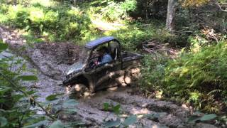 Download John Deere Gator RSX 850i in the Mud - Defeat Video
