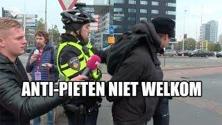 Download Anti-pieten niet welkom in Rotterdam Video