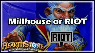 Download [Hearthstone] Millhouse or RIOT Video