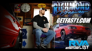 Download #5 Donald Mathews Garage Interview for The RVA List ″The Fastest Street Cars In Virginia″ Video
