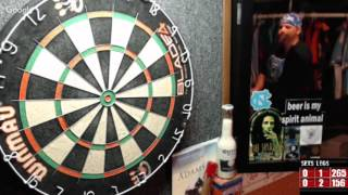 Download Rattlesnake vs Daleo The Swagman -WDA Darts Video