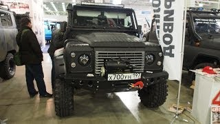 Download Land Rover Defender 4x4 Offroad Tuning Video