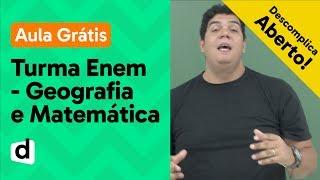 Download DESCOMPLICA ABERTO | TURMA ENEM SEMIEXTENSIVO | GEOGRAFIA Video