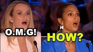 Download Top 7 *UNEXPECTED EVER ACTS* BRITAIN'S GOT TALENT AUDITIONS! Video