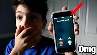Download PRANK CALLING MY CREEPY STALKER FAN! *HE COMES TO MY HOUSE!* Video