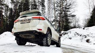Download Toyota Fortuner 2018 Тест Драйв Video