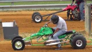 Download Yamaha Banshee vs Street Bike Quad - Dirt Drag Video