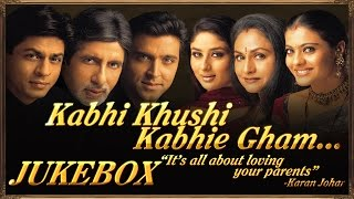 Download Kabhi Khushi Kabhie Gham Full Audio Songs | Jukebox Video