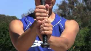 Download How to Hit a Softball: The Stance & Grip Video
