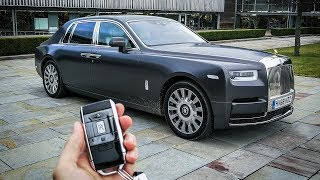 Download 465.000€ Rolls Royce Phantom Driven: The ULTIMATE Luxury Extravaganza! [Sub ENG] Video