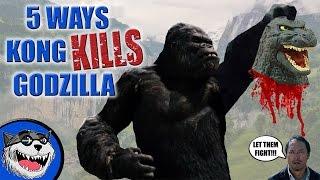 Download 3 Ways Kong will KILL Godzilla! Video
