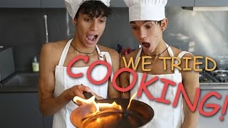 Download FIRST TIME COOKING! Video