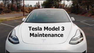 Download Tesla Model 3 Maintenance Video