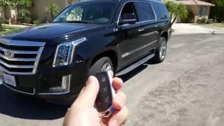 Download 2016 Cadillac Escalade ESV luxury review/walkaround Video
