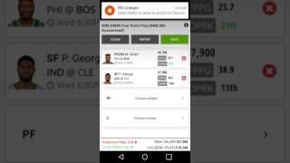 Download NBA DRAFTKINGS WINNING LINEUP TIPS!! 2/15/17 HIGH FIVE FLYING HIGH! #DFSSQUAD Video