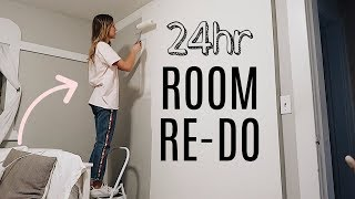Download Making Over my Room in 24hrs. Video