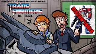 Download Brandon's Cult Movie Reviews: Transformers The Movie Video
