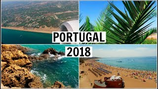 Download HOLIDAY TO ALBUFEIRA, PORTUGAL 2018 - old town, fisherman's beach, marina +more Video