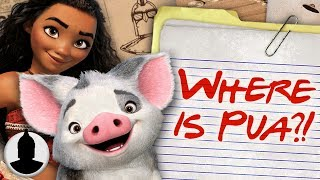 Download What Happened to Pua the Pig in Moana?! Disney Cartoon Conspiracy - Cartoon Conspiracy (Ep. 153) Video