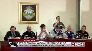 Download El Presidente de la CNE de Costa Rica dio detalles de albergues por efectos de Otto Video
