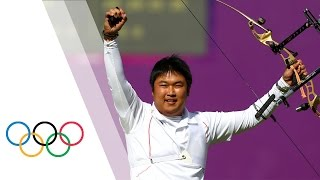 Download Oh Jin-Hyek Gold - Men's Individual Archery | London 2012 Olympics Video