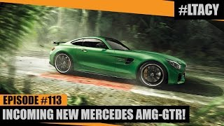 Download INCOMING NEW MERCEDES AMG GTR! LTACY - Episode 113 Video