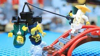 Download Lego Ninja Go: Sensei Wu's training Video