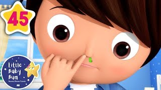 Download Don't Pick Your Nose! | +More Baby Songs | Nursery Rhymes | Little Baby Bum Video