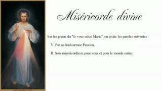 Download Chapelet à la Miséricorde divine - Christ miséricordieux Video