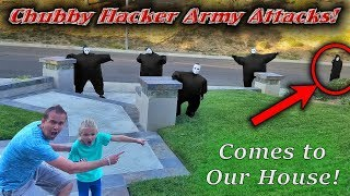 Download Chubby Hacker Army Top Secret Attack on Our House! Led By the Game Master!! Video