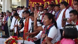 Download Patal Kanya Jamatia || SPEECH on World's Indigenous day || KHUMULWNG Video